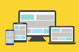 Web design for any device